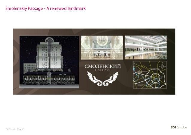 Smolenskiy Passage - A renewed landmarkSCG London Page 29