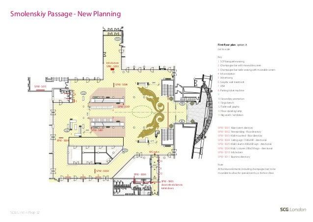 Smolenskiy Passage - New Planning                                                                           10            ...