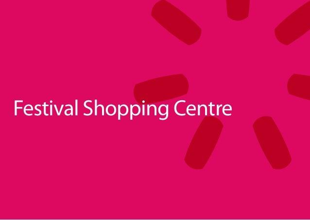 Festival Shopping Centre