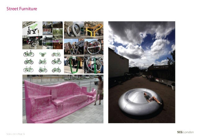 Street FurnitureSCG London Page 51