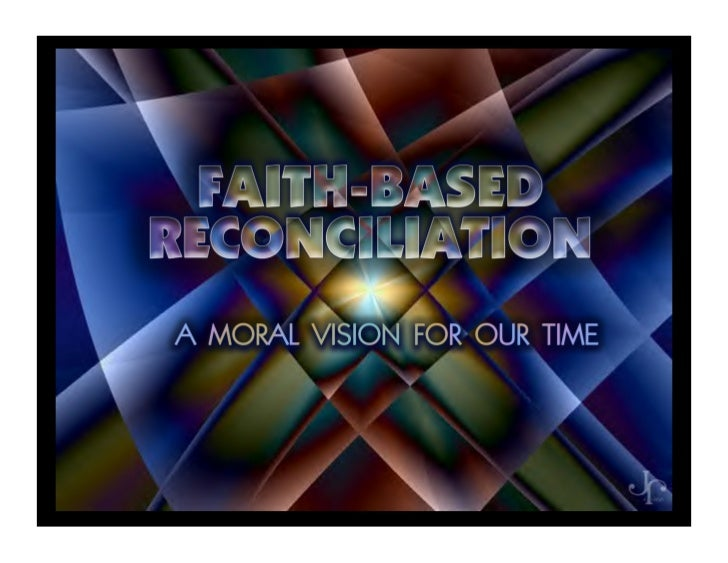 what is moral reconciliation