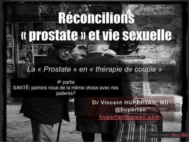 Photo credit: Mario Manc 4e partie SANTÉ: parlons nous de la même chose avec nos patients?