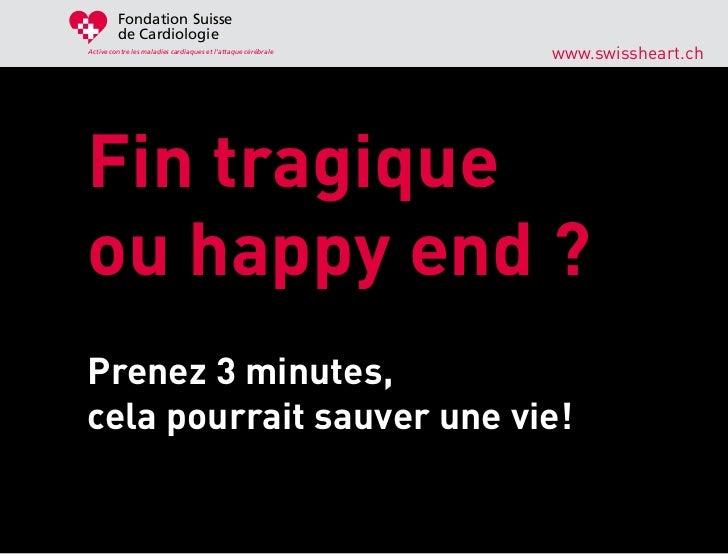 Fondation Suisse         de CardiologieActive contre les maladies cardiaques et l'attaque cérébrale                       ...