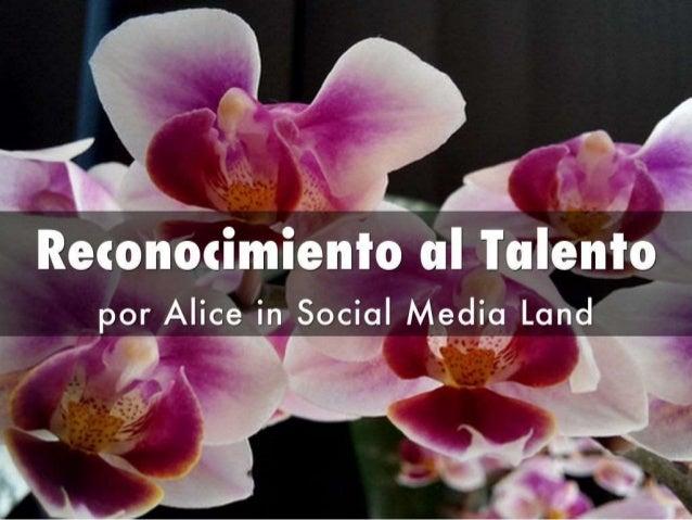 """_%  u _ ' i:  Á y Reconogímienlo al ïgglenlo ' í ' «.    por Alice Social Media Ldh""""    v5."""
