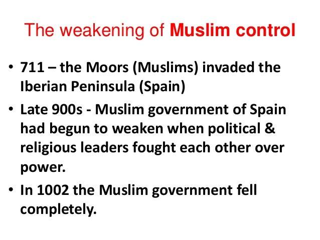 Reconquista and Spanish Inquisition