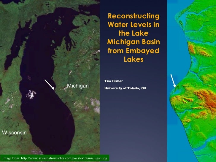 Reconstructing                                                                      Water Levels in                       ...