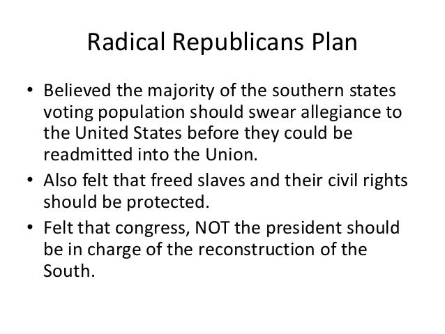compares civil war reconstruction plans andrew johnson abr  handout on reconstruction plans keywords: civil war, reconstruction, abraham lincoln, andrew johnson, republican, congress, radical, composition, pose how do you think this representation compares with the real event.