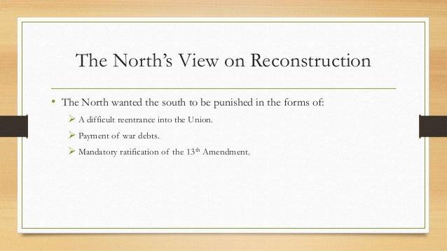 reconstruction in the south Summary: reconstruction                wwweduplacecom/ss/socsci/books/content/ilessons/51/ils_gr5b_u6_c13_l4pdf.