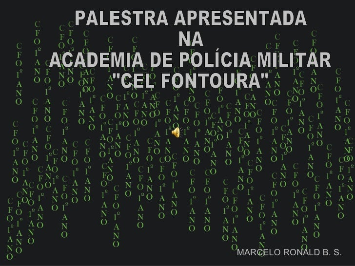 MARCELO RONALD B. S.