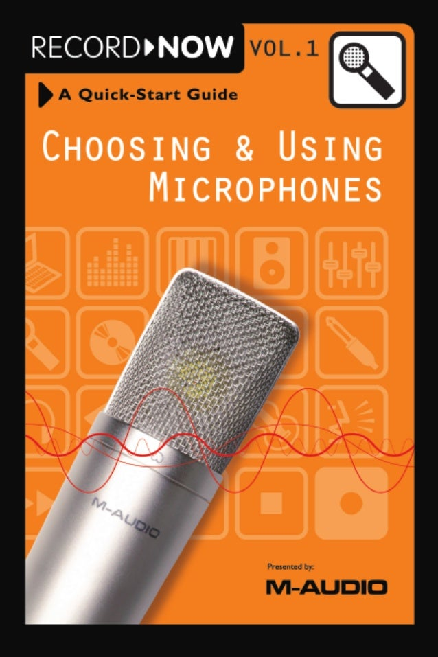 Contents Microphone Design . . . . . . . . . . . . . . . . . . . . . . . . . . . . . . . . . . . . . . . . . . . . . . . ....