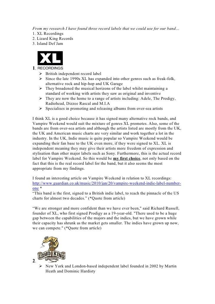 essay about business letter models