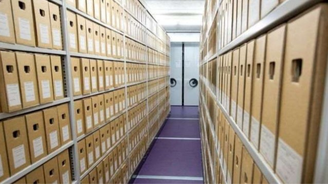Dispose with care The new records management