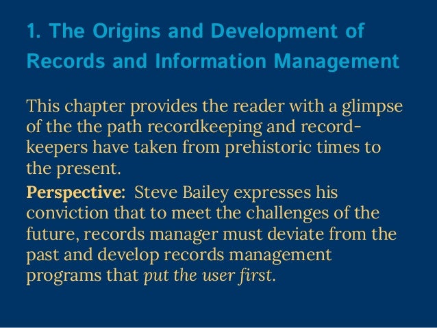 records and information management capturing and Many institutions have deployed an electronic document and record management system (edrms) such as gcdocs or records, document and information management system (rdims) or a comparable electronic business system to capture these information resources.