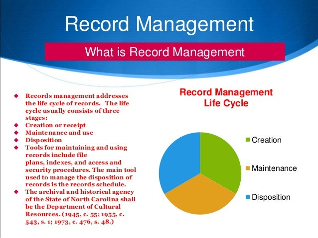 Records management in SharePoint Server