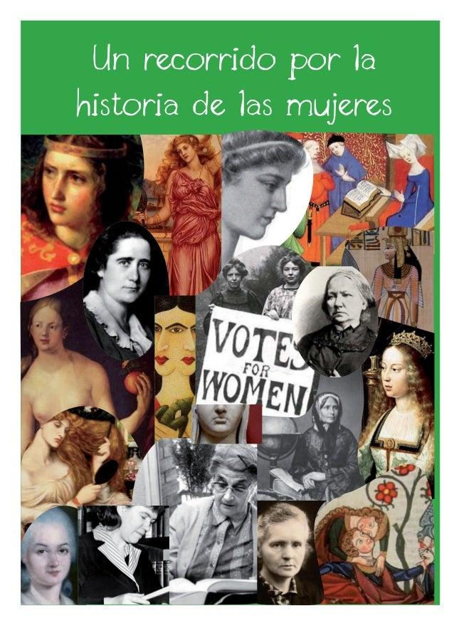-MINI GUIA PRACTICA DE VIAJE POR LA HISTORIA DE LAS MUJERES CON ACTIVIDADES PARA REFLEXIONAR, PENSAR Y ACTUAR . ANO 2013  ...