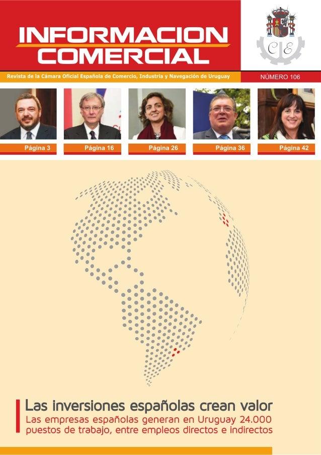 42 INFORMACIÓN COMERCIAL / DICIEMBRE 2015 nternet es una herra- mienta que potencia la globalización y, por lo tanto, todo...
