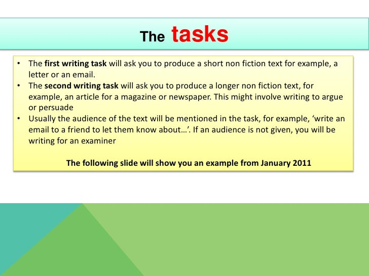 gcse english controlled assessment creative writing tips Qualisol, votre coopérative agricole en tarn-et-garonne (82) vous propose sa production bio et ses aliments pour bétail mcsa gcse english creative writing.