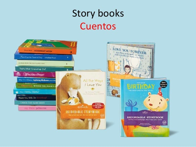 Story books Cuentos