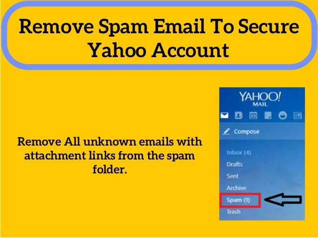 secure hacked yahoo account