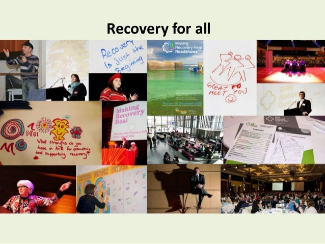 R Recovery for all