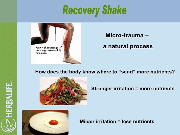 """Micro-trauma –  a natural process Stronger irritation = more nutrients How does the body know where to """"send"""" more nutrien..."""