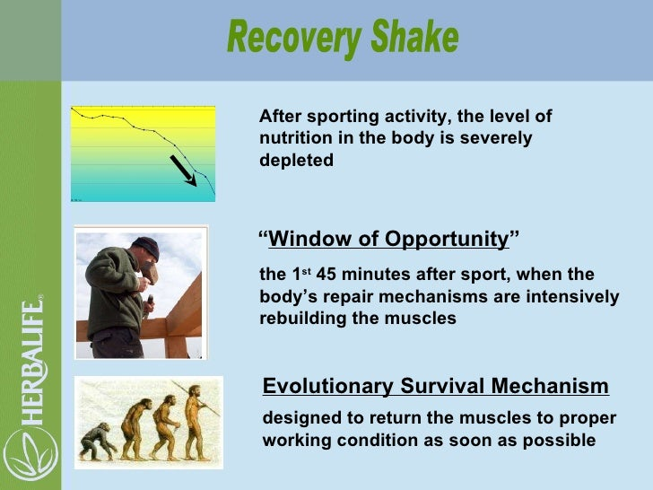 """After sporting activity, the level of  nutrition in the body is severely  depleted """" Window of Opportunity """" Evolutionary ..."""