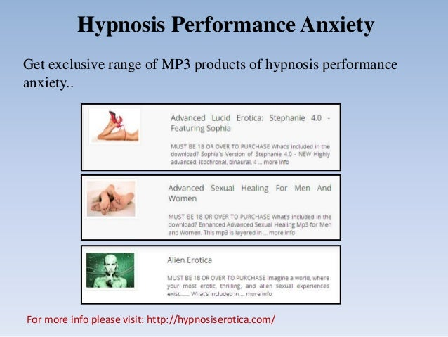 Customized erotic male hypnosis download foto 345