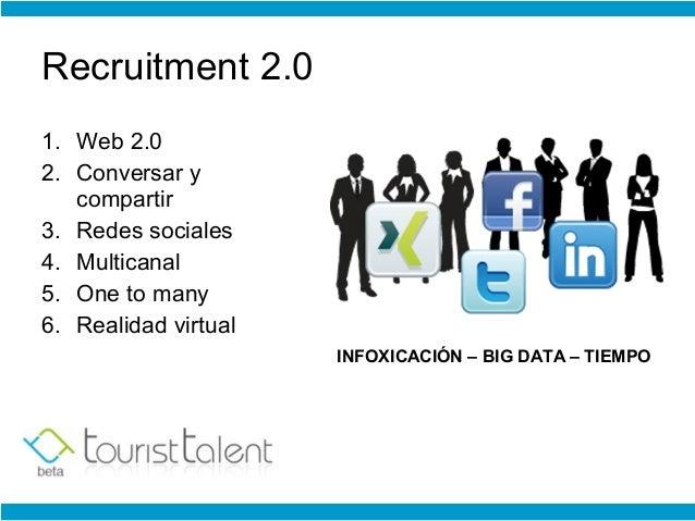 Recruiting 3.0 - Reinventando el modelo de selección Slide 3