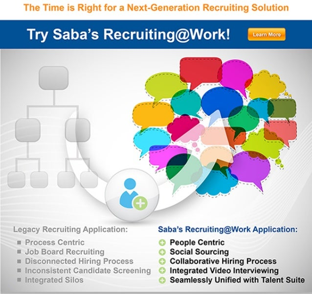 The Next Generation of Recruiting Application is Here!