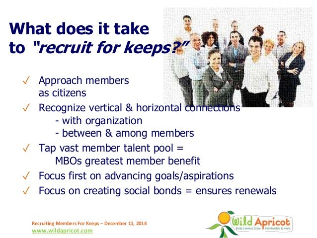 Why is Recruitment Important?