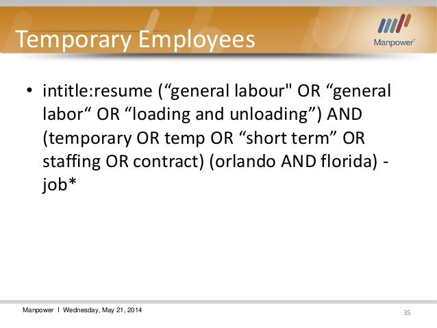 Recruiting Nugget 8 Intro To Boolean Basics May 21 2014