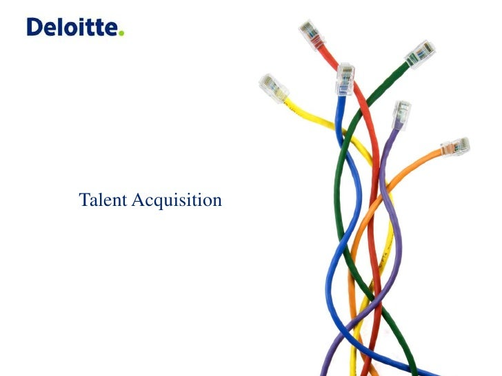 Talent Acquisition<br />