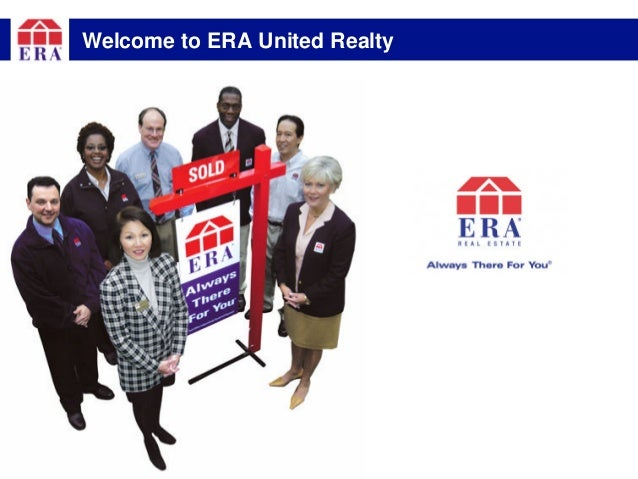 Welcome to ERA United Realty
