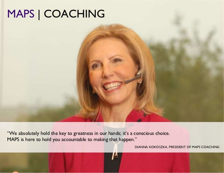 """MAPS  