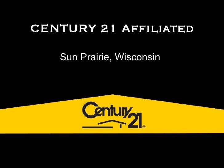 CENTURY 21 Affiliated Sun Prairie, Wisconsin