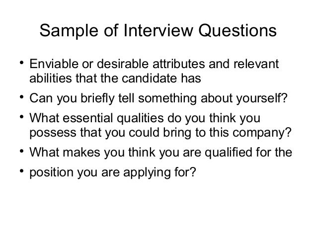 what makes you qualified for this position