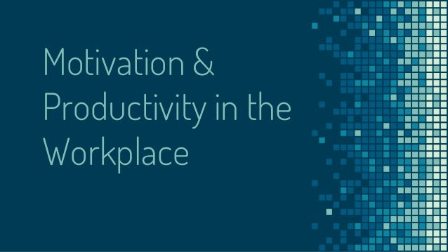 ways to improve efficiency in the workplace