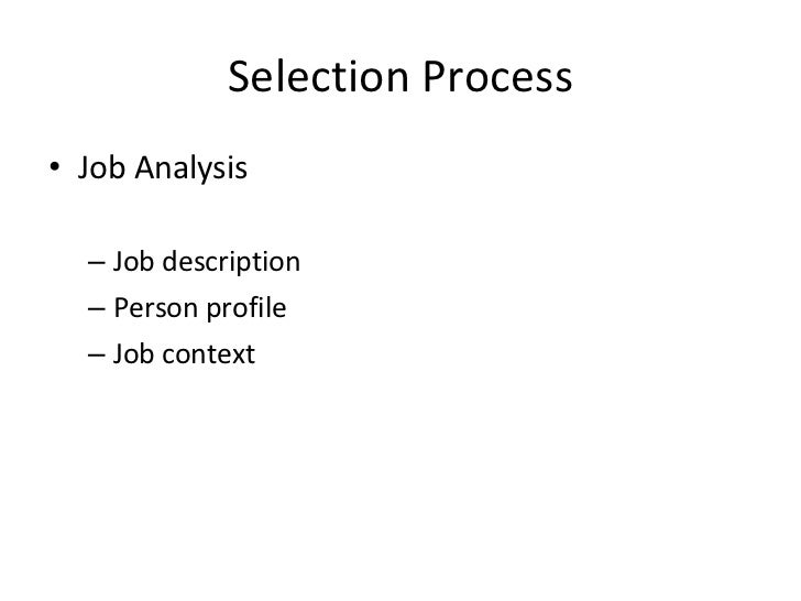 recruitment selection process at wns Understand and differentiate between strategic recruitment and selection identify the dual goals of recruiting comprehend recruitment process from organizat.