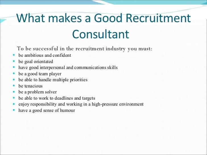 methods of recruitment process