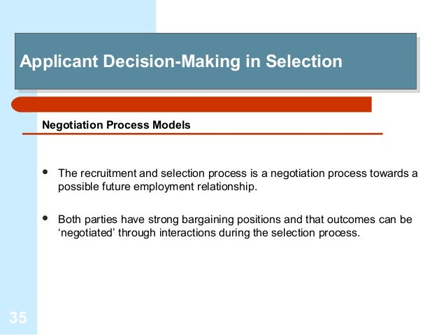 how can recruitment and selection procedure effect sainsburys Recruitment and selection guidance - a step by step guide for managers the following information is an in-depth guide to the recruitment and selection (r&s) process it explains what you need to cover at each key step in order for the recruitment process to run smoothly.