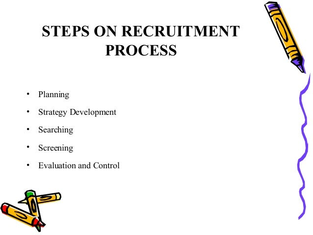 factors affecting recruitment and selection strategy Orientation: the recruitment, selection and development of suitable candidates  are  contribution/value-add: the study provided valuable strategic information  to  factors are influencing the choice of recruitment and selection processes in  a.