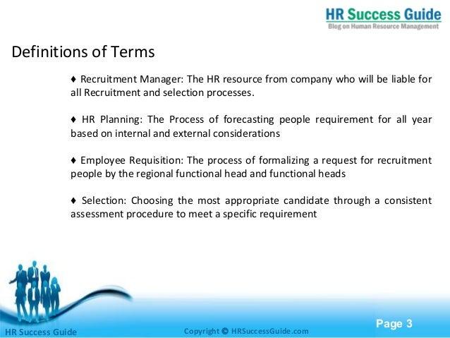 recruitment pdf download