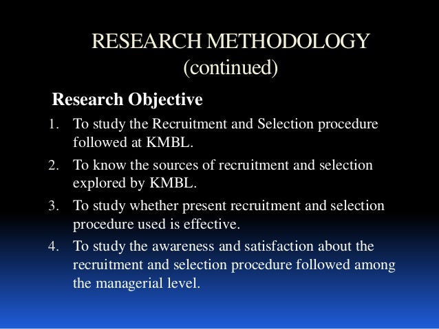 the relative impact of recruitment selection training The present study investigates that the recruitment and selection, training and development and its impact towards job satisfaction with special reference to bsnl, thanjavur secondary switching.