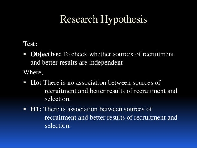 recruitment and selection 5 essay