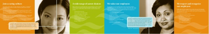 Join a caring culture                                                                               A wide range of career...