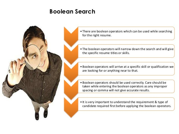How to find resumes: Boolean search for sourcing candidates