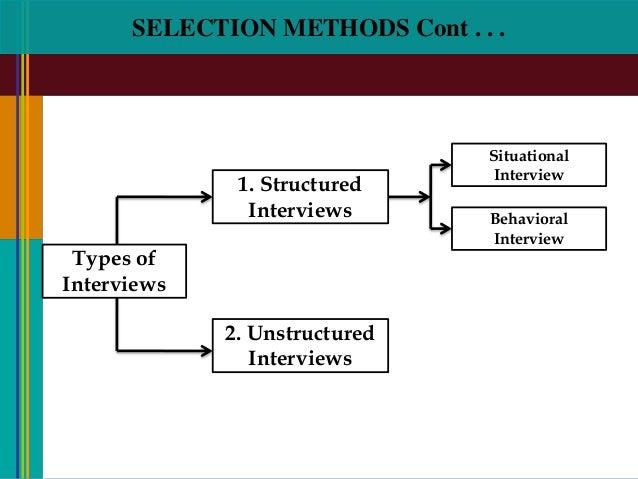 recruitment process  goals  sources  constraints