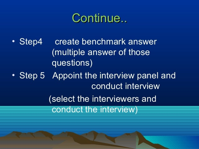 Recruitment and selection process of nestle
