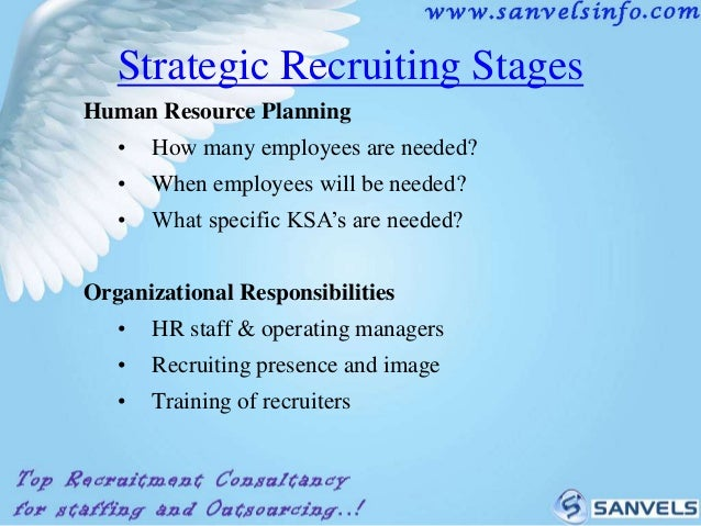 recruitment selection and process of top companies