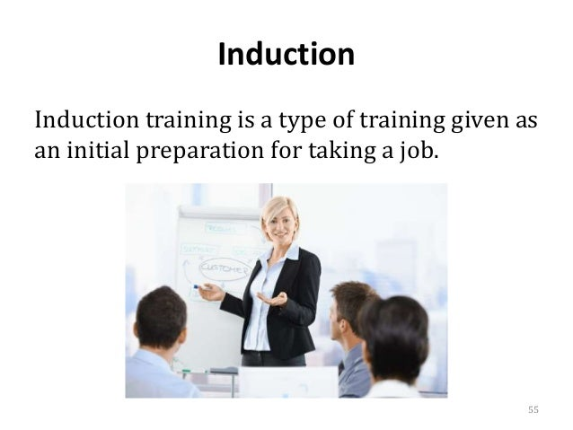 induction training course assignment The overall purpose of the compulsory induction programme (cip) is to induct  new entrants into  workplace assignment (with the support of the supervisor.